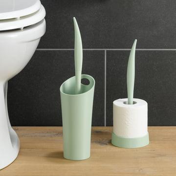 Sense Ersatzrollenhalter und Toilettenbürste