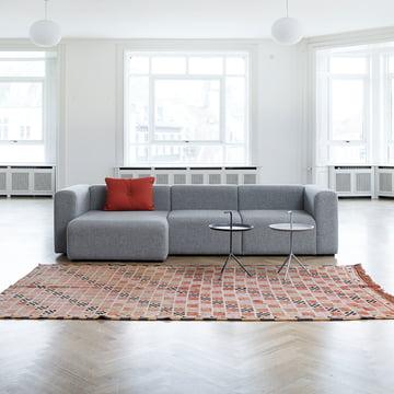 Mags Sofa von Hay aus drei Modulen