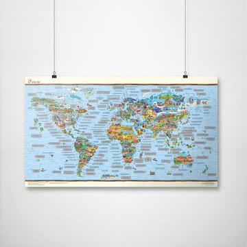 WTFact Map: der Wahnsinn der Welt