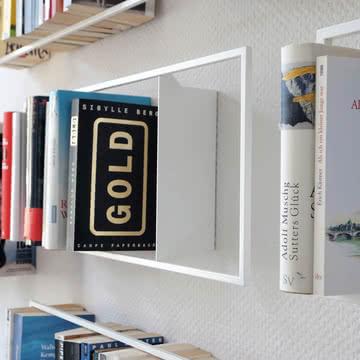 vonbox - Bücherrahmen Frame