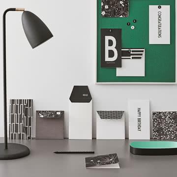 Design Letters - AJ Grußkarten / Design Karten