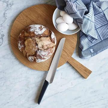 Brotmesser mit Wellenschliff von Rosendahl