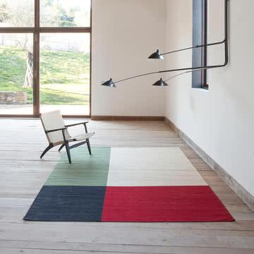 Der nanimarquina - Mélange Colour 1, 200x300 cm