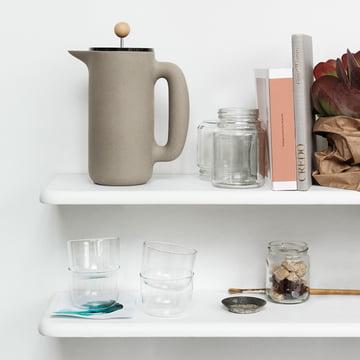 Corky Trinkglas (4er-Set) von Muuto