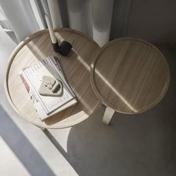 Indskud Tray Table von Skagerak in verschiedenen Größen