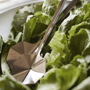 Leaf Salatbesteck von Skagerak