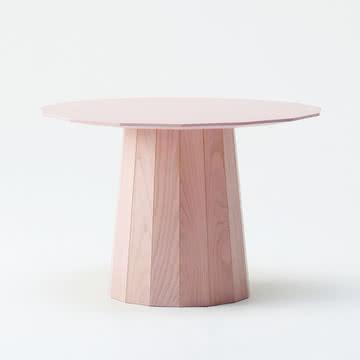 Karimoku New Standard - Colour Wood, medium, pink