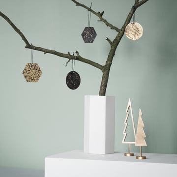 Winterland Brass Tree von ferm Living