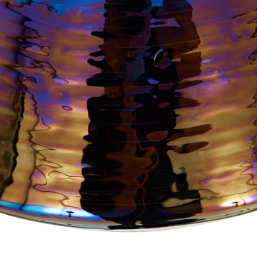 Die Tom Dixon - Flask Pendelleuchte, Oil Wide