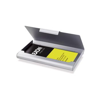 Card Box von Lexon für Visitenkarten