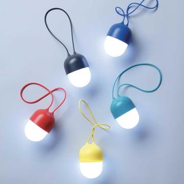 Clover LED-Licht in verschiedenen Farben