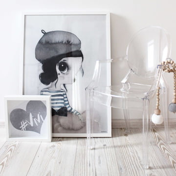 Louis Ghost Stuhl von Kartell