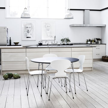 Arne Jacobsen Ameise Stuhl retro stühle 9 unvergessliche designs