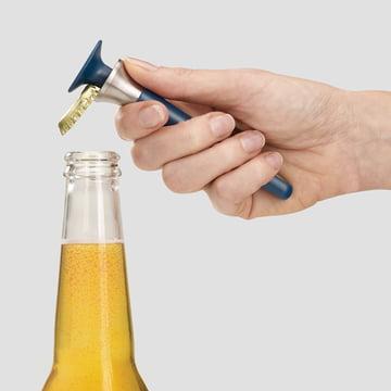 BarWise Anyway Flaschenöffner von Joseph Joseph in Blau