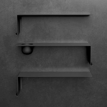 Wandregale von Nichba Design