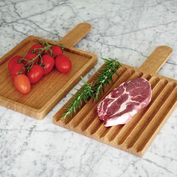 Das Auerberg - Tablettbrett und Fleischbrett