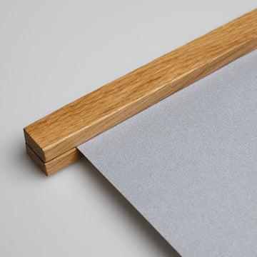 Paper Collective - STIICK Magnetischer Bilderrahmen, eiche