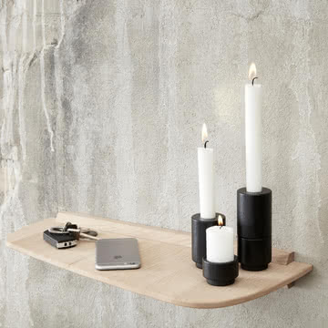 Create Me Halter auf Wandablage Andersen Furniture