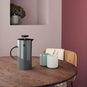 Core Thermobecher mit Kaffeebereiter von Stelton
