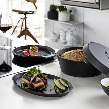 Grillteller und Cocotte von Morsø