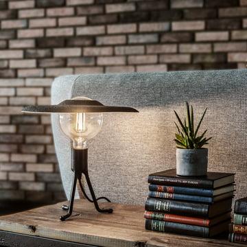 Filz-Lampenschirm für Ihr Wohnzimmer