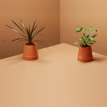 2 Flipped Planter Blumentöpfe von Boskke