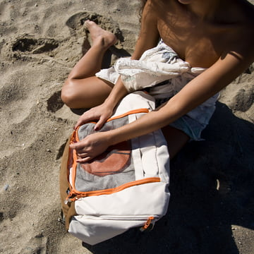 Ika Kopu Strandtasche von Terra Nation