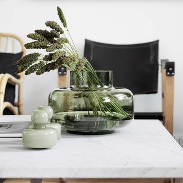 Urna und Flower Vase von Marimekko