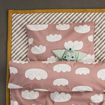 Cloud Kinder-Bettwäsche von ferm Living