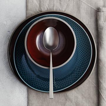 Junto Geschirr aus Steinzeug von Rosenthal