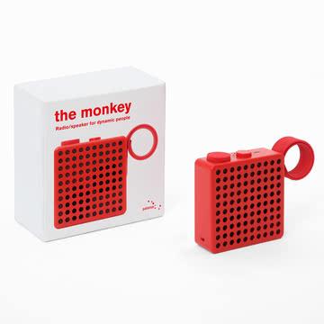 The Monkey von Palomar mit Verpackung.