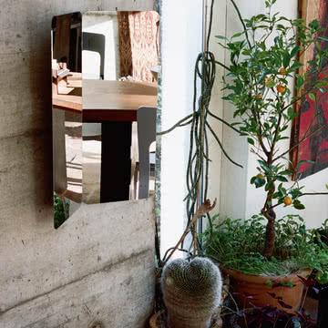124° Spiegel von Daniel Rybakken für Artek