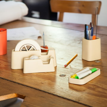 Concrete Desk Set von Areaware