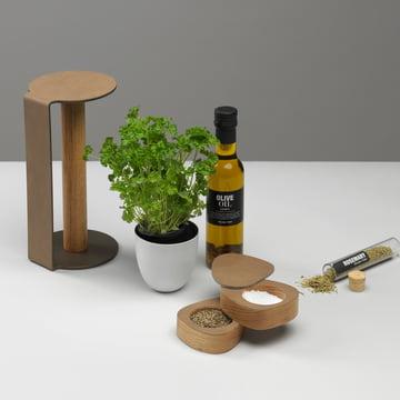 Küchenrollenhalter von LindDNA