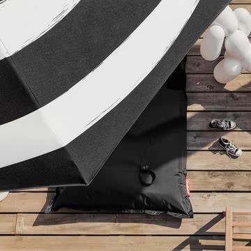 Parasol Sonnenschirm mit Streifen