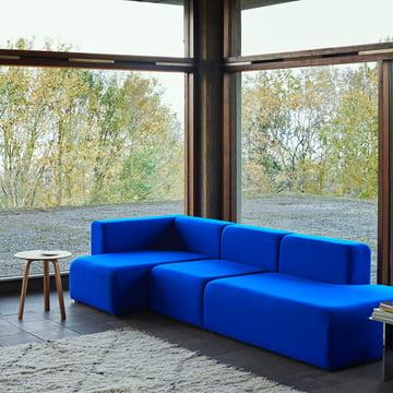 badezimmer das hay mags soft sofa 3 sitzer 3 tonus und der bella beistelltisch