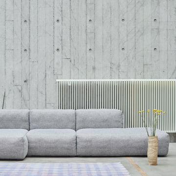 Das Hay - Mags Soft Sofa 3-Sitzer Hallingdal 116