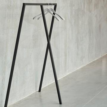Die Hay - Loop Stand Wardrobe (groß) in schwarz