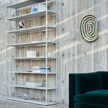 Das Hay - New Order Shelf in hellgrau