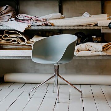 Der Hay - About A Chair AAC 20 in Dusty Green