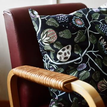 pieni tiara kissenbezug 50 x 50 cm von marimekko. Black Bedroom Furniture Sets. Home Design Ideas