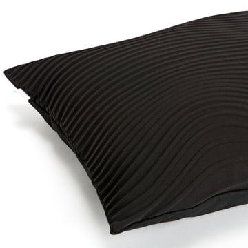 Mika Barr - Storm Kissenbezug, 50 x 45 cm, schwarz