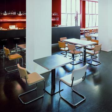 S 32 Stuhl von Marcel Breuer für Thonet