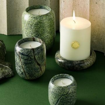 Materialism Kerzen Stone von Tom Dixon