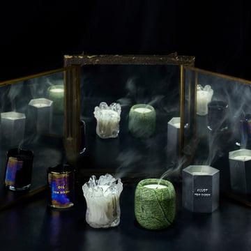 Materialism Kerzen Geschenkset von Tom Dixon