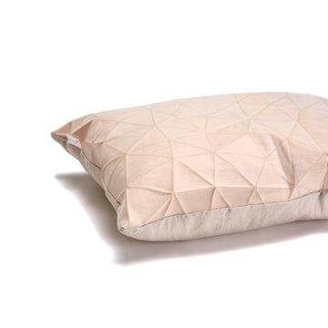 Mika Barr - Irad Kissenbezug, 55 x 40 cm, beige