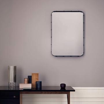 Adnet Spiegel (rechteckig) von Gubi