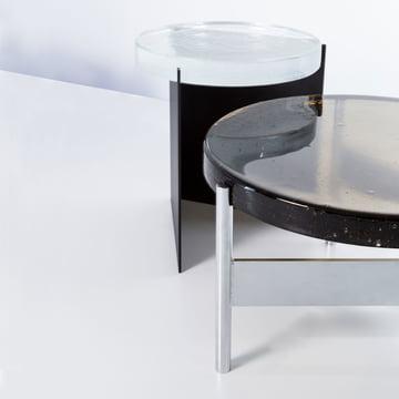 Der Pulpo - Alwa One und Two Tisch in Kombination