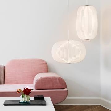 lamella pendelleuchte von le klint connox. Black Bedroom Furniture Sets. Home Design Ideas