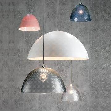 Der Koziol - Stella Silk Lampenschirm in verschiedenen Farb- und Größenausführungen